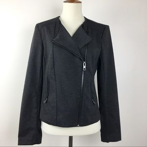 Catherine Malandrino Moto Jacket Size M
